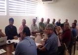 Associação Comercial de Guararema participa de reunião com presidentes das Associações do grupo RA3 e com o prefeito de